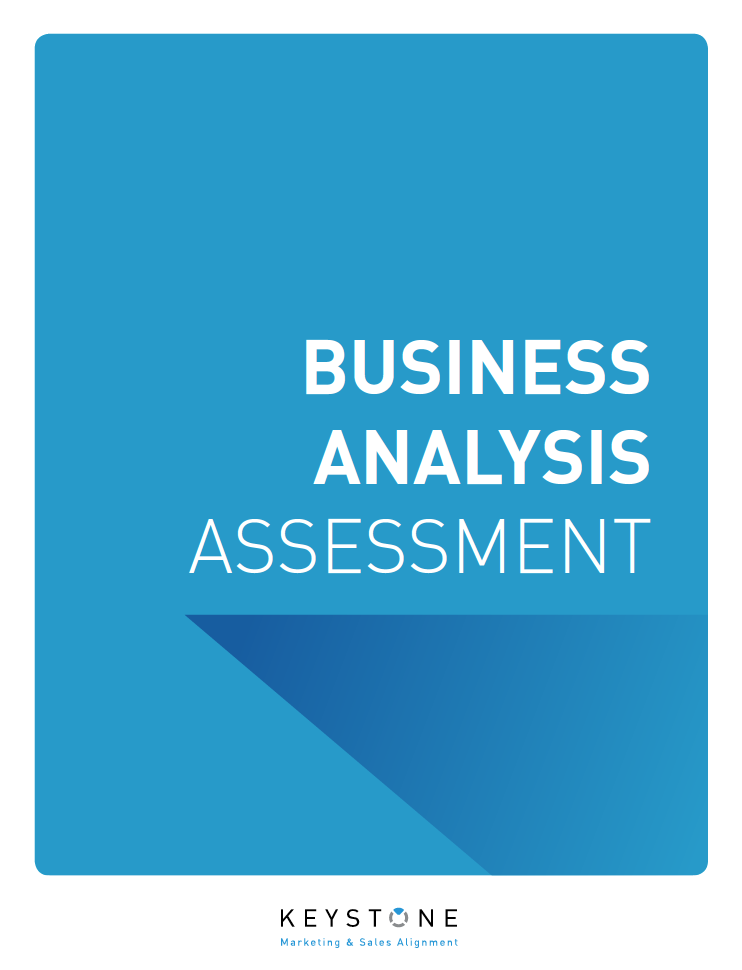 Keystone Business Analysis Assessment